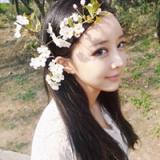 大眼睛的阳光女孩 活泼可爱的yy女生头像